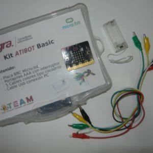 Componentes Kit AtiBot Basic