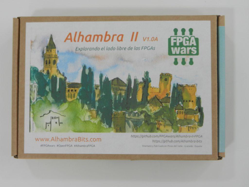 Presentación FPGA Libre Alhambra II