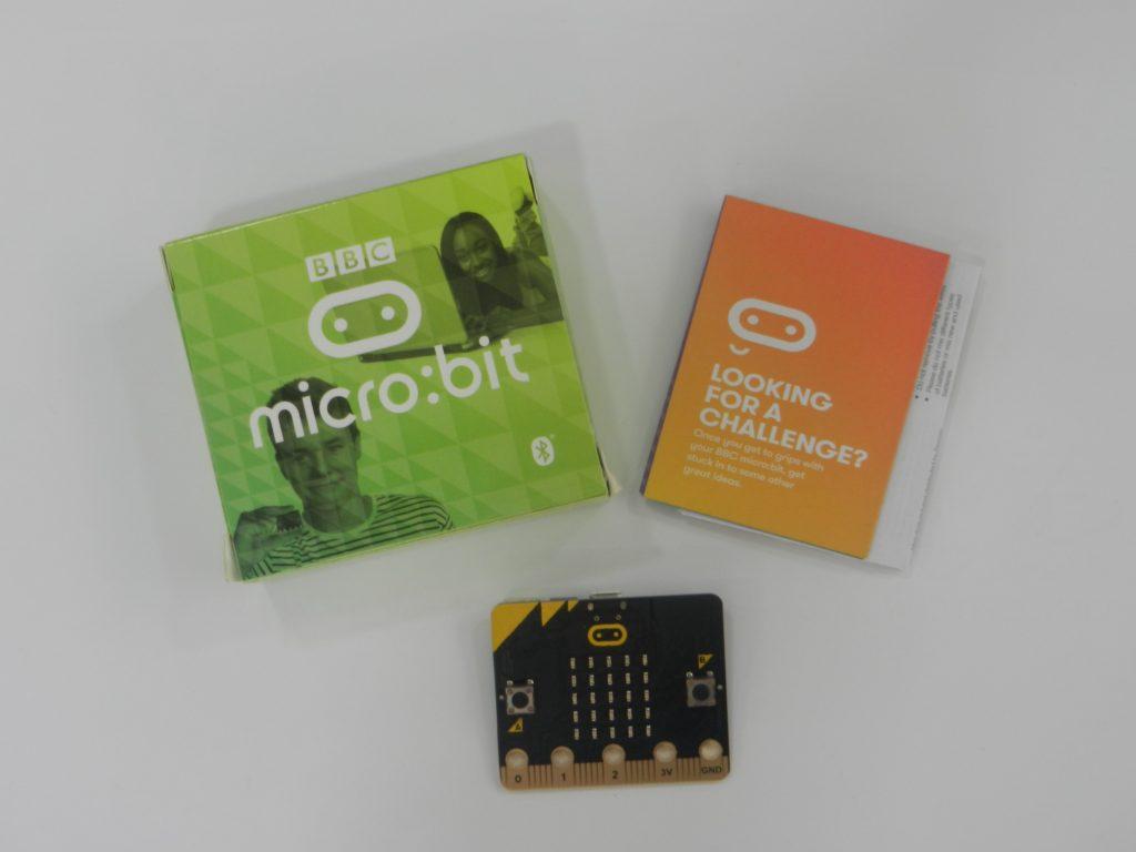 Placa controladora BBC Micro:Bit
