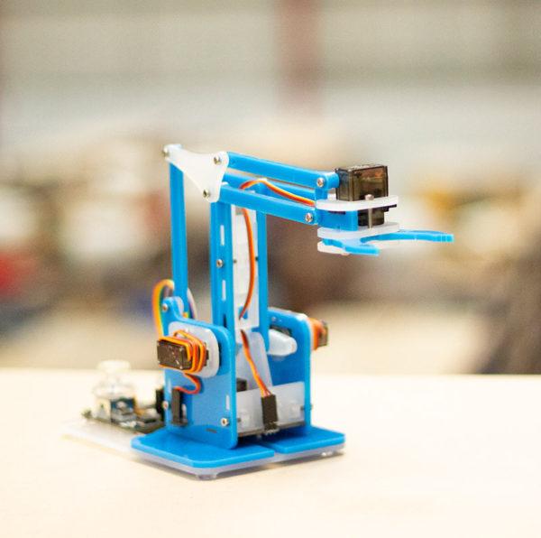 MeArm brazo robótico