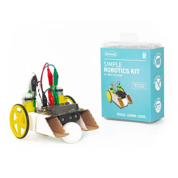 Simple Robotics Kit para Micro:Bit
